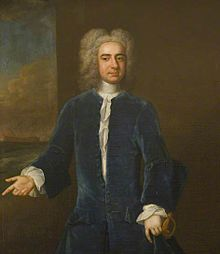 Thomas Davers (1689-1746)