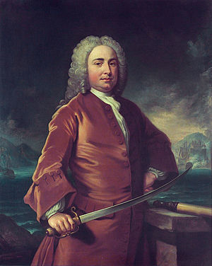 Charles Brown (c. 1678 - 23 March 1753)